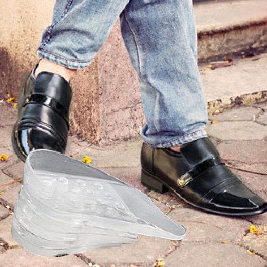 Combo 10 miếng lót giày tăng chiều cao silicon