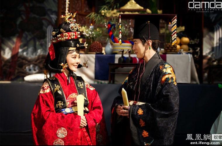 Đám cưới của người Hàn Quốc