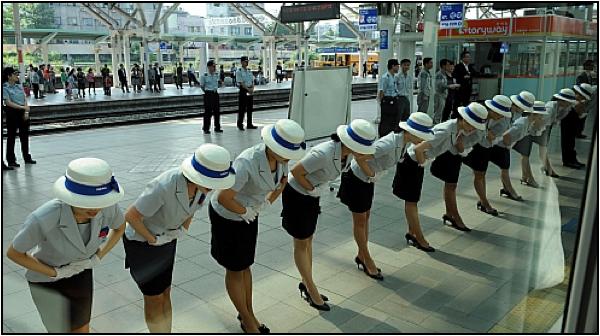Phong cách làm việc của người Hàn Quốc