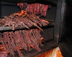 Thịt kho gác bếp - món ăn nổi tiếng của núi rừng Tây Bắc