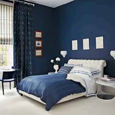 Bí quyết chọn màu sơn phòng ngủ gia chủ mệnh thủy