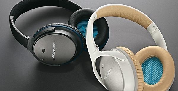 Tai nghe Bose Quietcomfort 25