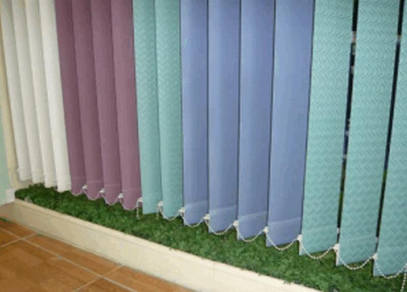 Chất liệu khác nhau của rèm