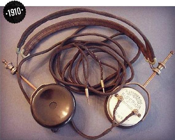 Lịch sử tai nghe