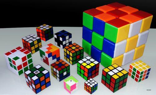 Chơi Rubik có nhiều lợi ích