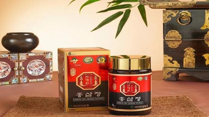 Cẩn thận khi tìm mua cao sâm Hàn Quốc
