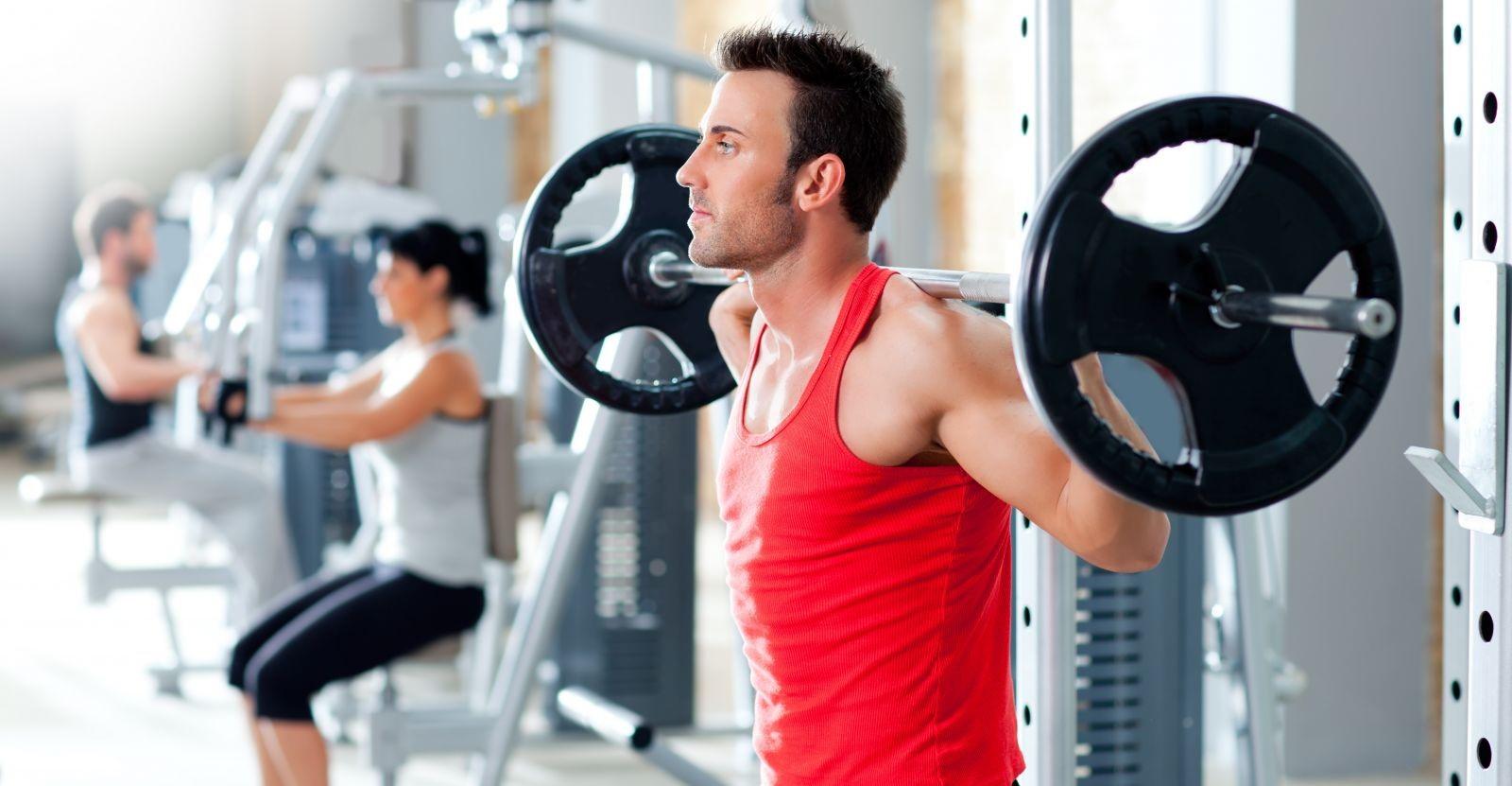 Việc tập luyện cũng giúp cải thiện cân nặng cho bạn