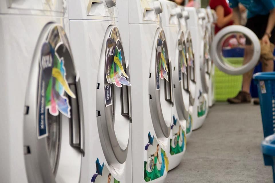 Lắp đặt đúng cách để vận hành máy giặt hiệu quả
