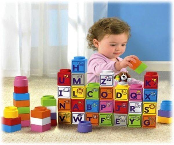 Đồ chơi giáo dục giúp bé rèn luyện khả năng giải quyết vấn đề