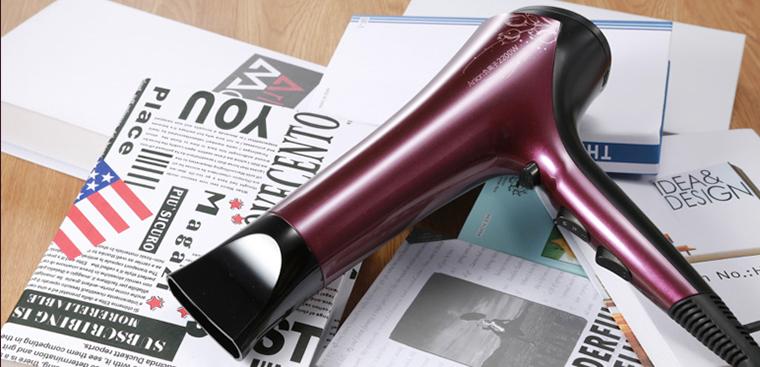Chọn máy sấy tóc phù hợp để có thể tạo kiểu dễ dàng