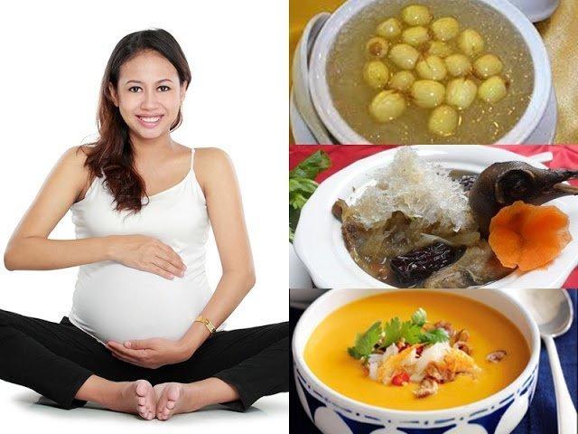 Yến sào là thực phẩm bổ sung dinh dưỡng tốt cho phụ nữ mang thai
