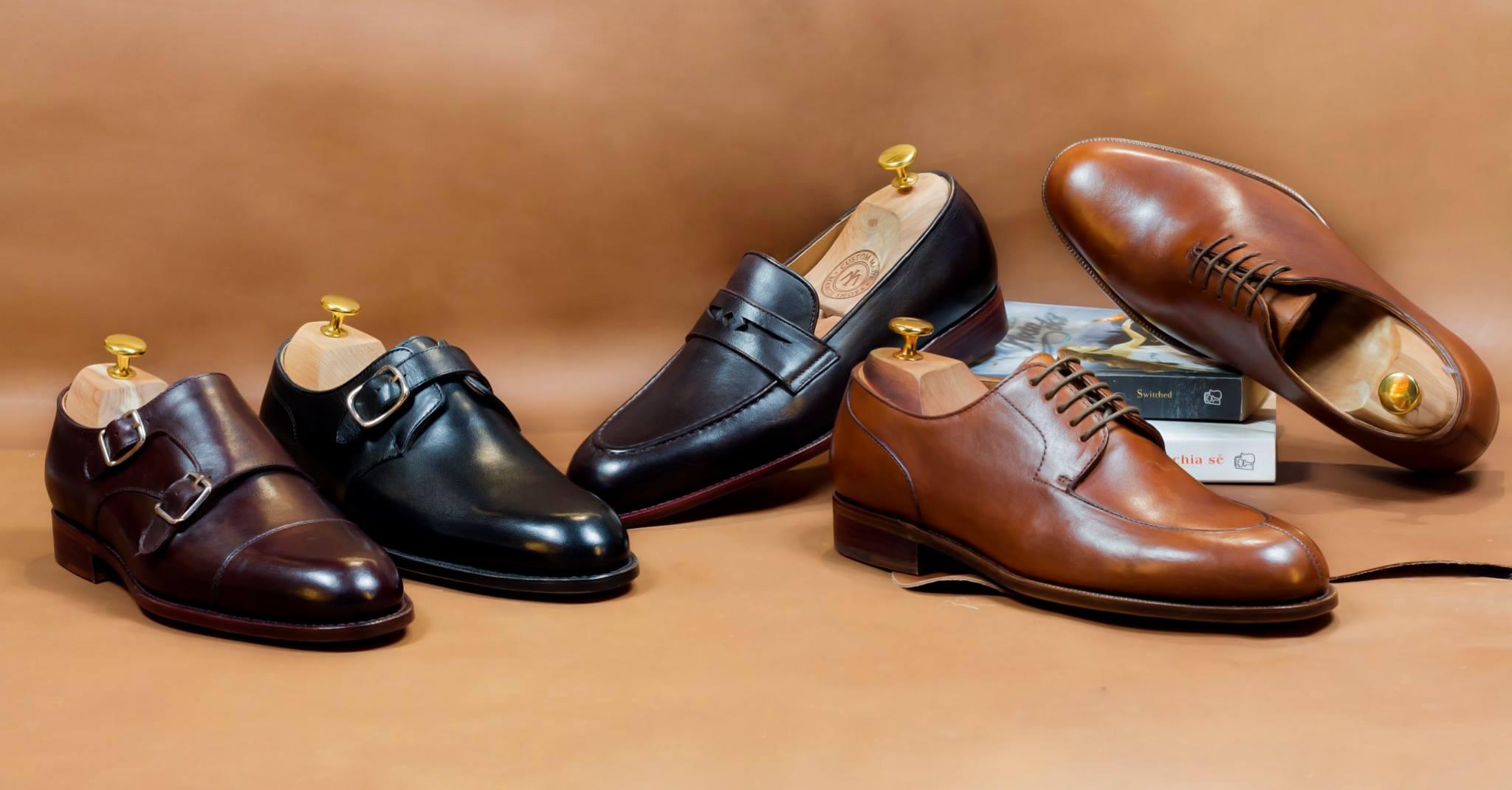 Mỗi đôi giày được thiết kế ra đều hướng tới một đối tượng khách hàng với vóc dáng khác nhau