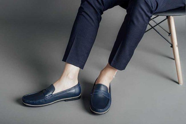 Cách chọn giày nam phù hợp với từng vóc dáng