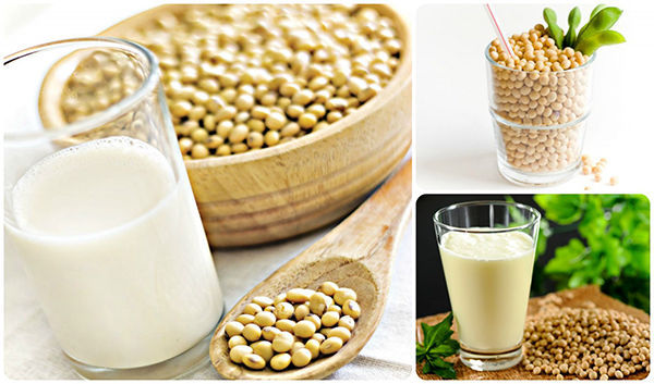 Hạt đậu nành là bài thuốc thần kì mang lại sức khỏe tốt cho mọi người