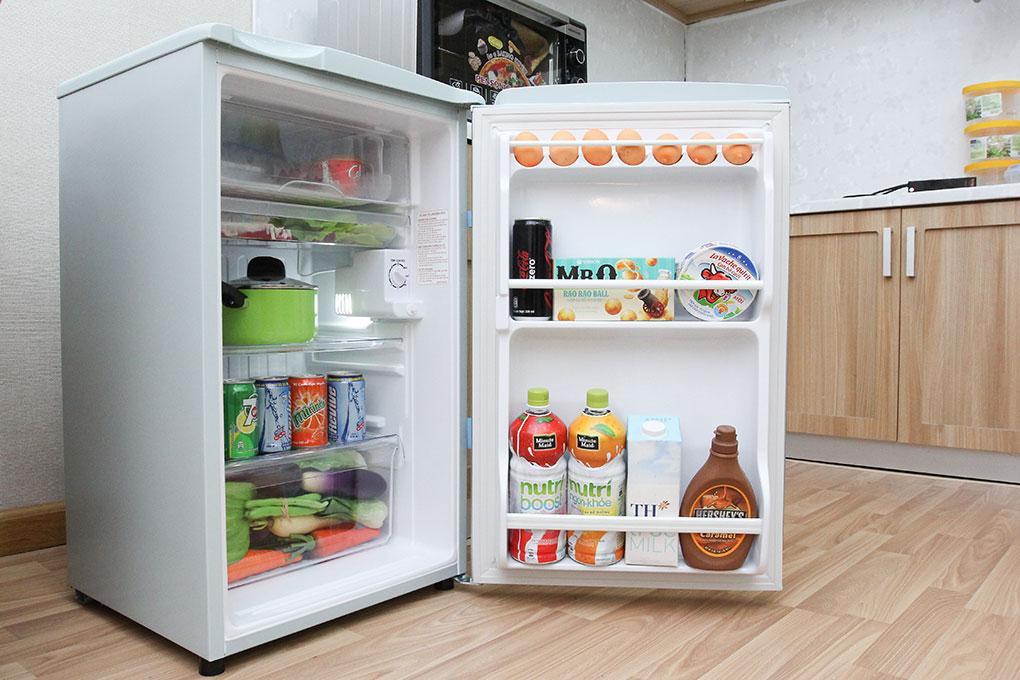 Tủ lạnh mini được bán với giá thành rẻ