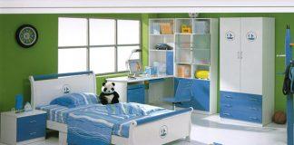 Thiết kế phòng ngủ của trẻ nhỏ