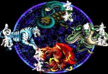 Bốn con vật biểu tượng