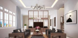Mẫu bàn ghế gỗ hiện đại cho nội thất phòng khách gia đình