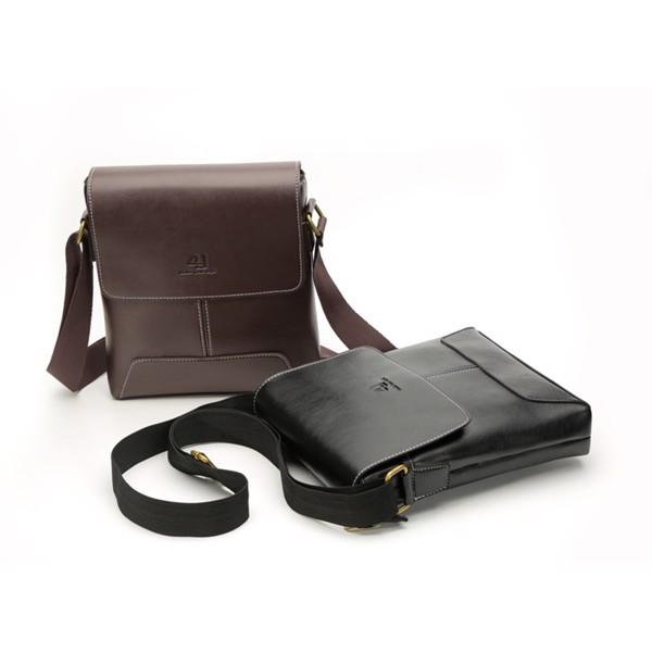 Túi đeo chéo nam có rất nhiều kiểu dáng với các loại chất liệu khác nhau.