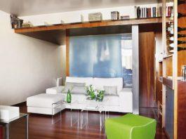 Bài trí nội thất nhà nhỏ phù hợp
