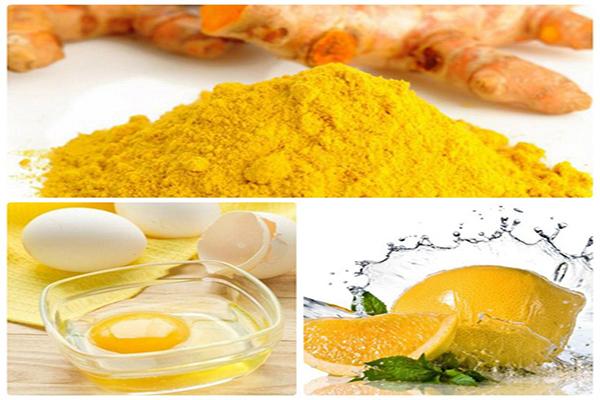 Top 3 mặt nạ nghệ trứng gà trị mụn an toàn hiệu quả