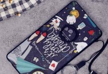 Một mẫu ốp điện thoại Oppo Neo 9 cực ngầu