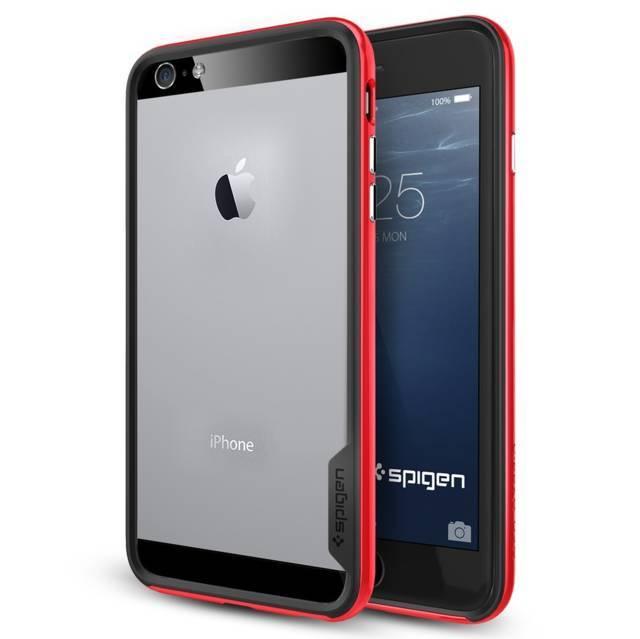 Ốp điện thoại iphone 6 plus SGB Ultra Hybrid