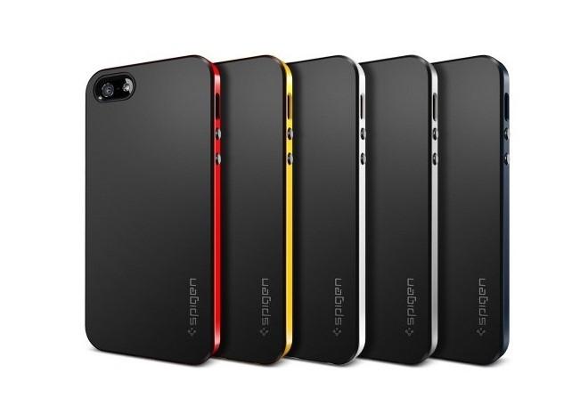 Ốp lưng iphone 5 SGP Neo Hybrid