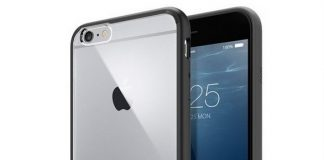 Ốp lưng iPhone 6 Spigen