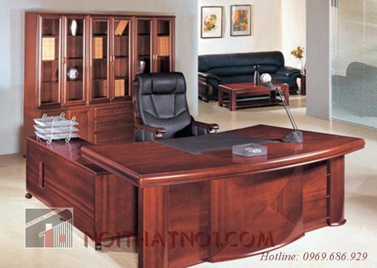Mẫu bàn giám đốc giá rẻ đẹp