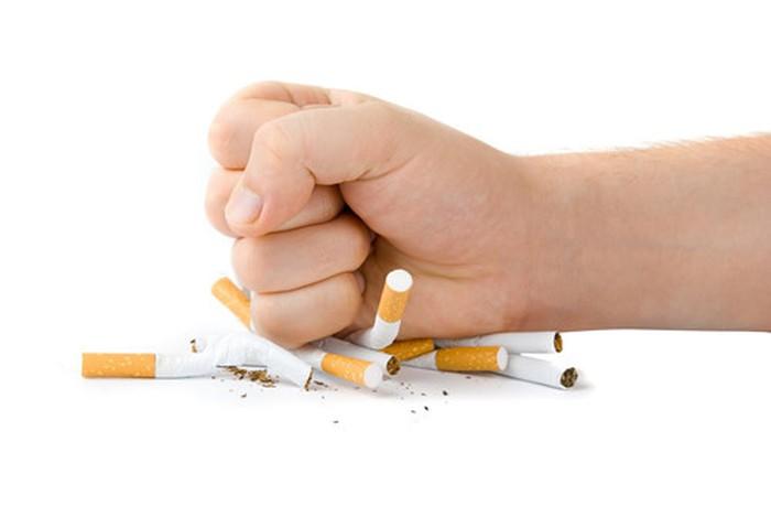 Hãy từ bỏ thuốc lá