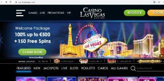 Link vào game bài Vegas Casino