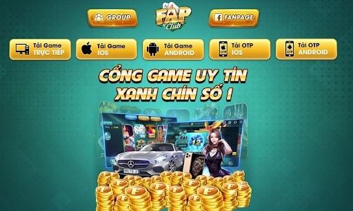 Cổng game xanh chín hàng đầu Việt Nam